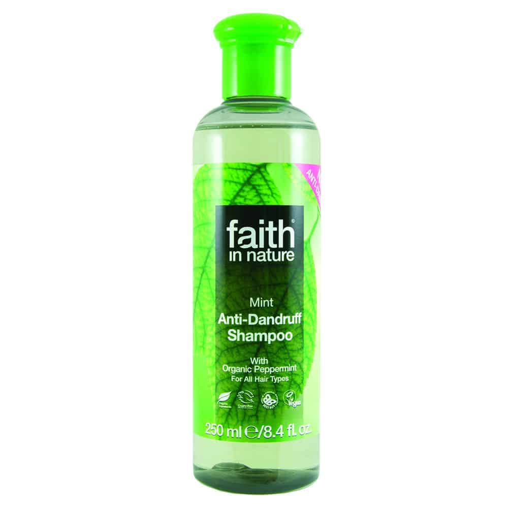 Faith In Nature borsmenta sampon 250ml