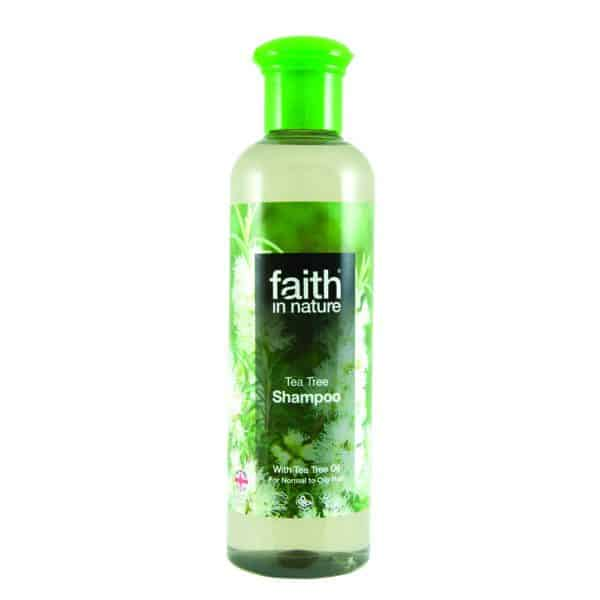 Faith In Nature teafa sampon 250ml
