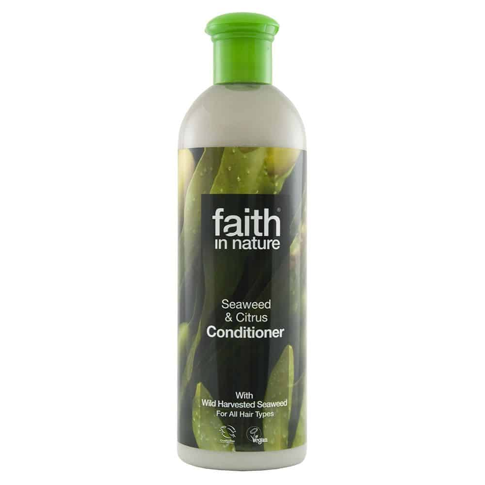 Faith in nature tengeri hínár és citrus hajkondicionáló 250ml