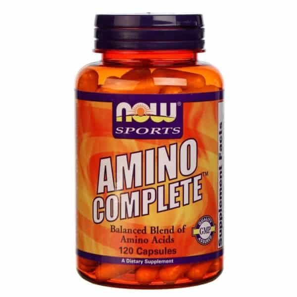 now amino complete 120db