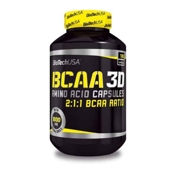 biotech bcaa 3d 2:1:1 90db