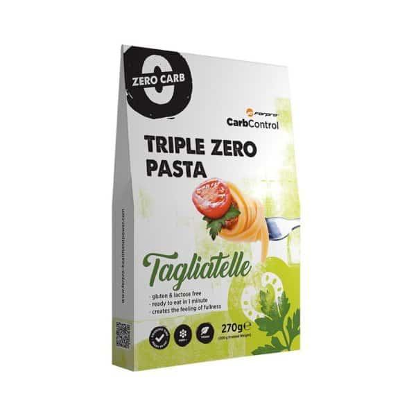 Forpro CarbControl Triple Zero Pasta tagliatelle 270g