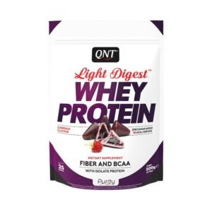 QNT light digest whey protein cuberdon 500g