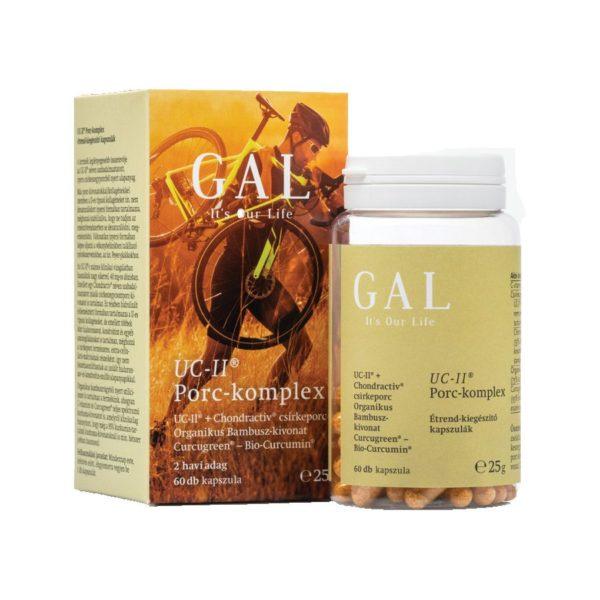 GAL UC-II® porc komplex kapszula 60db