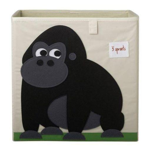 3 Sprouts tároló gorilla
