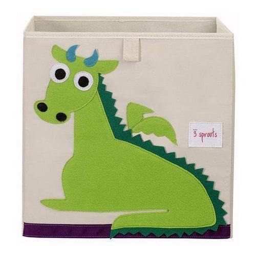 3 Sprouts tároló doboz sárkány