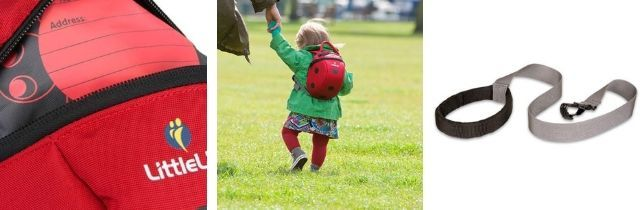Little Life katicás gyerek hátizsák