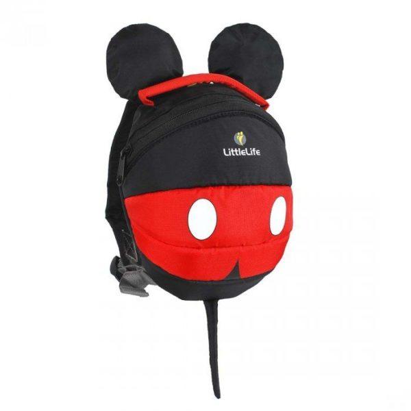 LittleLife Mickey gyerek hátizsák Mickey egér figurával