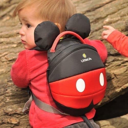 LittleLife gyerek hátizsák Mickey Mouse