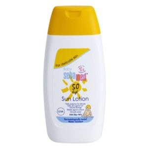 Sebamed baba naptej SPF50 200ml Ph5.5