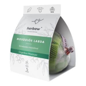 Herbow mosódió labda 5 mosás