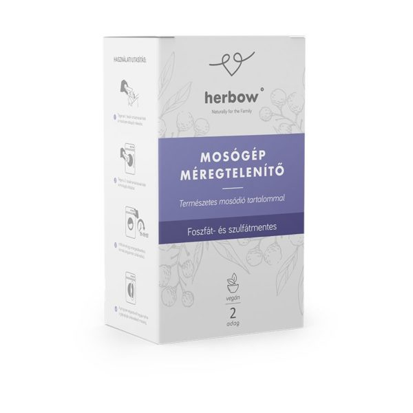 Herbow mosógép méregtelenítő