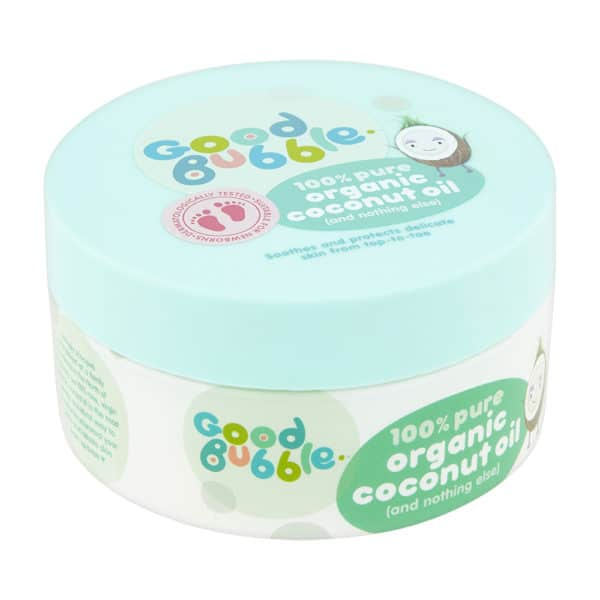 Good Bubble organikus kokuszolaj 185g