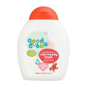 Good Bubble sampon es fürdető sárkánygyümölcs kivonattal 250ml